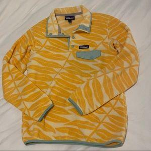 Brand new Patagonia Fleece Sweater